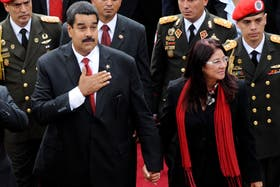 Nicolás Maduro asumió la presidencia de Venezuela