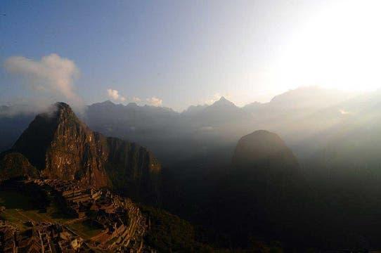 Uno de los tramos más conocidos es el que lleva a la ciudadela de Machu Picchu. Foto: LA NACION / Rodrigo Santos