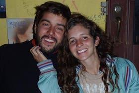 Nicolás y Paula, los jóvenes argentinos accidentados en Ecuador