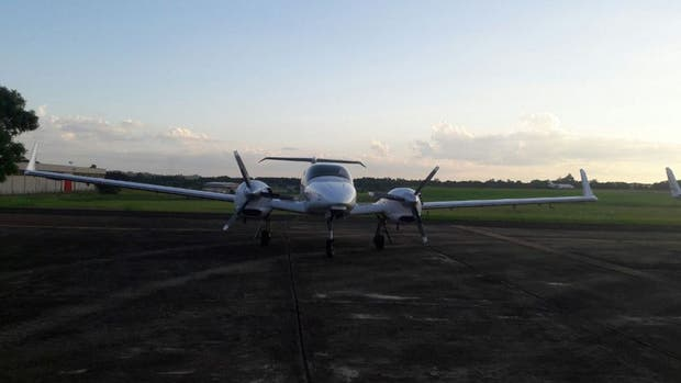 Los aviones continúan en el aeropuerto de Posadas