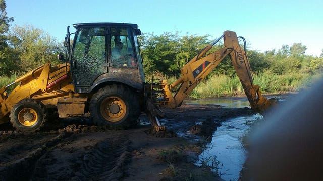 Tres pueblos de General Villegas quedaron inundados por las intensas lluvias