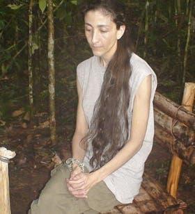 El gobierno colombiano rescató a Ingrid Betancourt