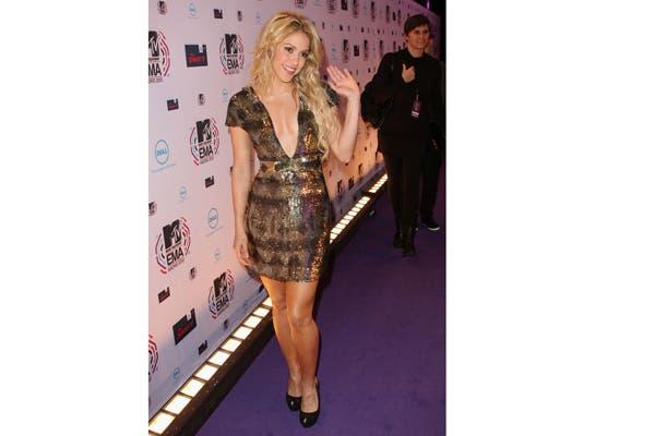 Shakira también se suma a este secreto de belleza. Foto: Corbis
