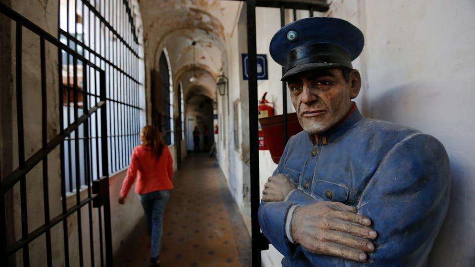 La ex cárcel de mujeres: una joya de la arquitectura colonial olvidada en San Telmo. Foto: LA NACION / Fernando Massobrio