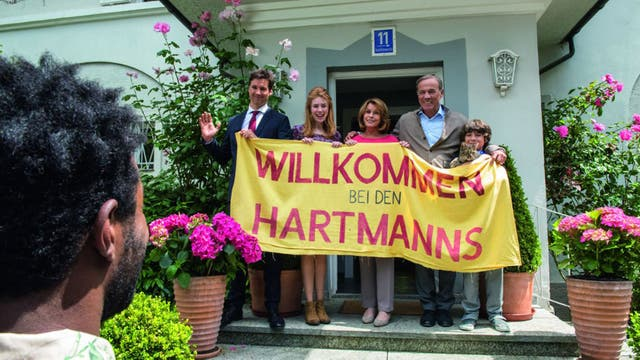Bienvenido a la casa de los Hartmann, la película más taquillera de 2016