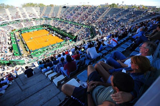 Vista del estadio Mary Terán de Weiss.  Foto:EFE