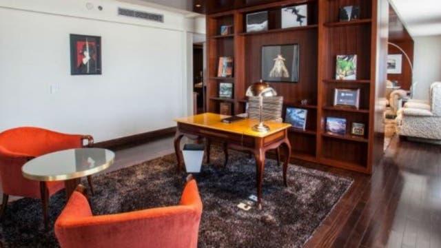 El costo de la suite ronda los 7500 pesos por noche