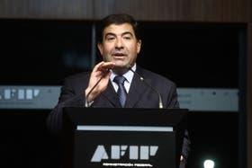 Ricardo Echegaray, titular de la AFIP