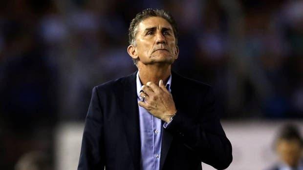Bauza le tiene confianza a la clasificación argentina
