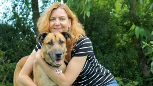 Cuando estaba en el país, Olivia Sievers se hospedaba en el Hilton de Puerto Madero; ahí conoció al perro
