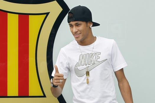 Insisto, Neymar es el pibe bazooka (se acuerdan?). Foto: EFE