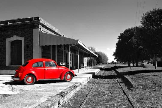 Volkswagen Beetle 1964. Foto: Paz Estevez