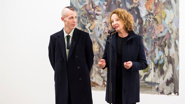 Mariano Mayer y Sonia Becce, curadores del programa paralelo