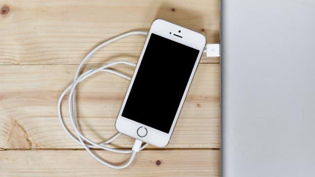 Uno de los últimos modelos de Iphone