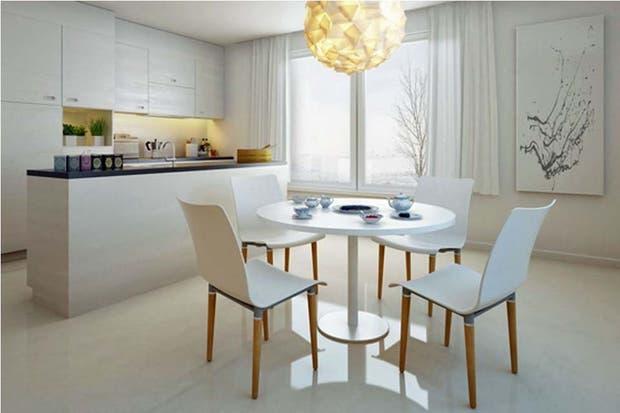 mesas redondas diseos modernos