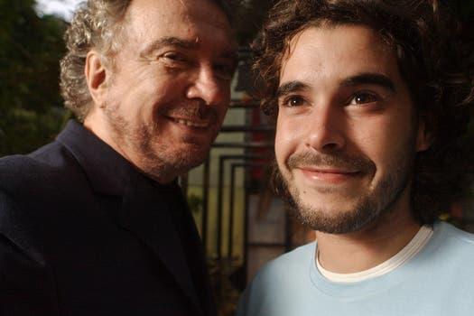 En 2004, junto a Nicolás Cabré, protagonizó la obra El gran regreso. Foto: Archivo