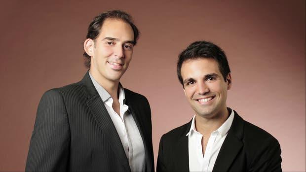 Diego Sívori y Federico Fros Campelo