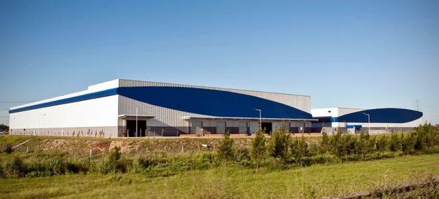 La planta de reciclados Norte III