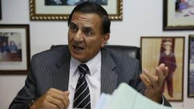 Raúl Reynoso, ex juez federal de Orán.