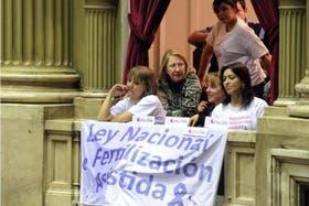 El 5 de junio pasado se aprobó la ley de fertilización asistida para todo el país
