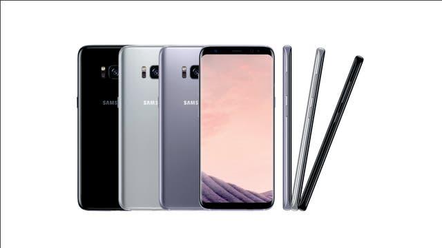 Nuevo Samsung S8