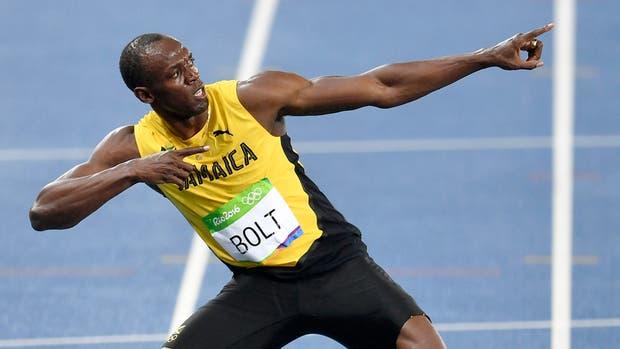La distintiva pose de Usain Bolt también estará presente en el PES 2018, que lo tendrá como una de las estrellas del título de Konami