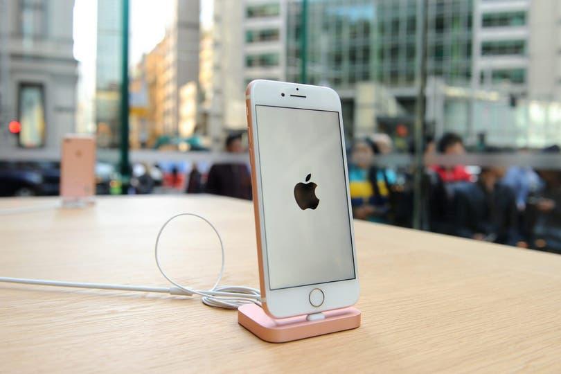 Por primera vez, un código fuente del software que usan los iPhone fue filtrado en Internet