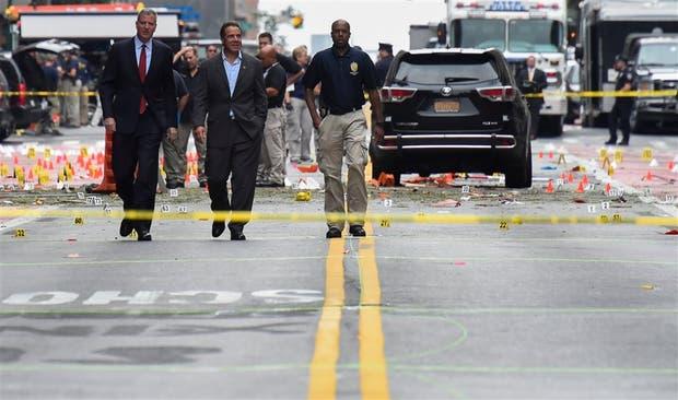 Tres incidentes vuelven a encender las alertas terroristas en EE.UU.