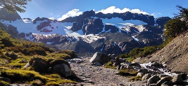 El Glaciar Martial