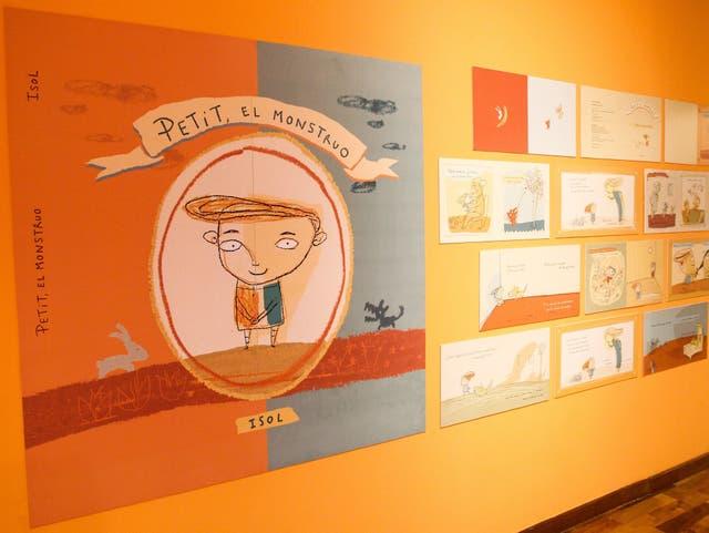 Petit, el protagonista del libro y la serie