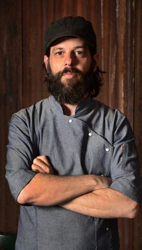 Diego Rizzi: un cocinero con mucha calle