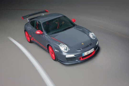 Porsche se luce con el 911 GT3 RS, un deportivo como pocos.