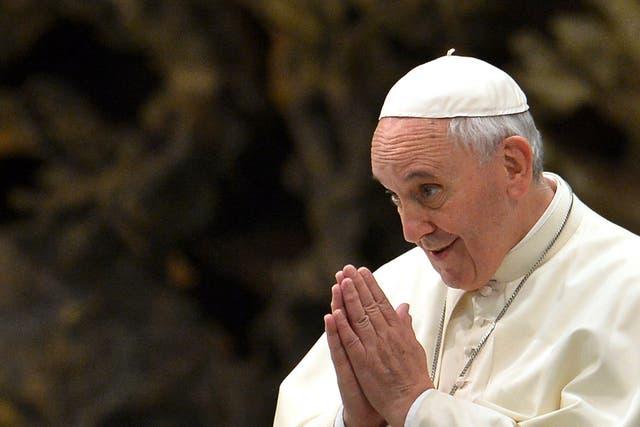 Papa Francisco pontífice Santa Sede Vaticano