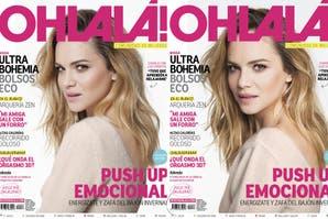¿Qué tapa preferís para la revista de julio?