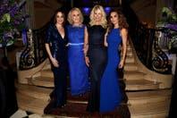 """#5añosHOLA: todos los detalles de la fiesta """"royal blue"""" que reunió a las celebrities más destacadas del país"""