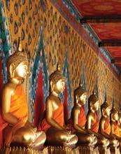 Tailandia, el reino budista