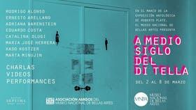 Del 2 al 8 de marzo se celebrará el ciclo A medio siglo del Di Tella en el Museo Nacional de Bellas Artes