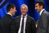 El mundo del fútbol despide a Johan Cruyff en las redes sociales: los post de Messi y Maradona, el emotivo tuit de Beckenbauer y más