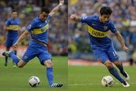 El plus de Boca, con dos jugadores tácticos