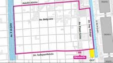 Marcha de las centrales obreras: el mapa de los cortes de tránsito