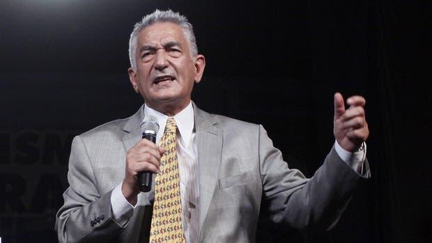 Alberto Rodríguez Saá se convirtió en el primer gobernador que avaló el Plan Siria