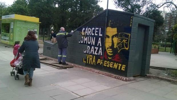 El partido obrero denuncia al gobierno de la ciudad por for Cuanto cobrar por pintar un mural