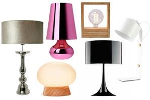 Lámparas de mesa: 10 diseños para tu living