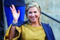 Tras sus vacaciones en la Patagonia, la Reina Máxima retoma su agenda con outfits reciclados