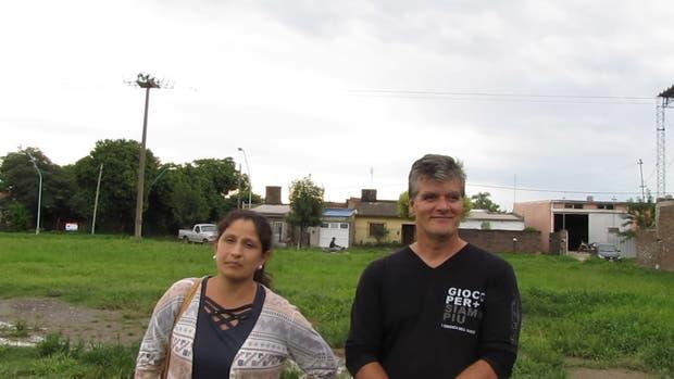 El pueblo de Santa Fe que ofrece tierra y trabajo recibió a su primera familia