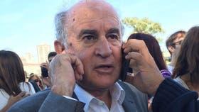 Oscar Parrilli negó que el kirchnerismo haya presionado a los jueces