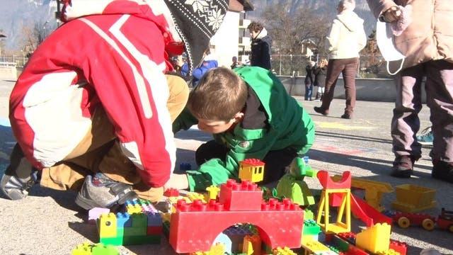Los niños no pueden correr, para que evitar que tomen grandes bocanadas de aire contaminado.