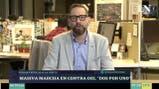 """Masiva marcha en contra del """"dos por uno"""" - Jaime Rosemberg en Más Despiertos"""