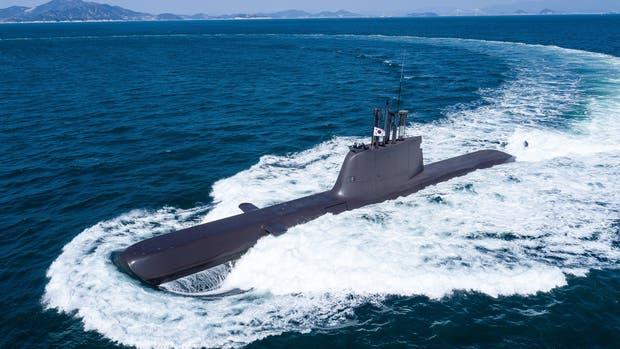 Un submarino de 1800 toneladas para hacer frente a Kim Jong-un