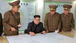 La maquinaria nuclear de Corea del Norte, financiada por una batería de delitos